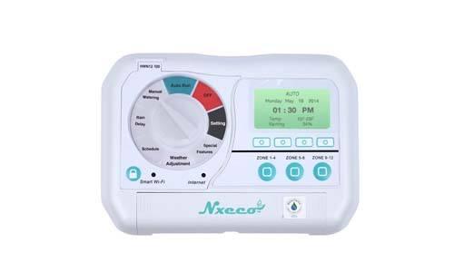 NxEco HWN12-100 Pro, Professional Grade Smart Sprinkler Controller