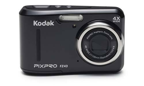 Kodak PIXPRO digital camera FZ43-BK 16MP