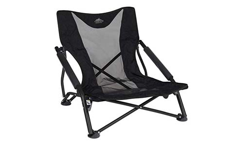 Cascade Mountain Folding Beach Chair