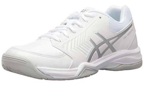 ASICS Girls's Gel-Dedicate 5 Trainers Shoe