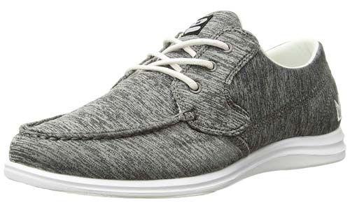 Black//Gray Brunswick Mens Frenzy Static Bowling Shoes