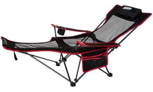 Top 10 Best Reclining Camp Chair in 2019