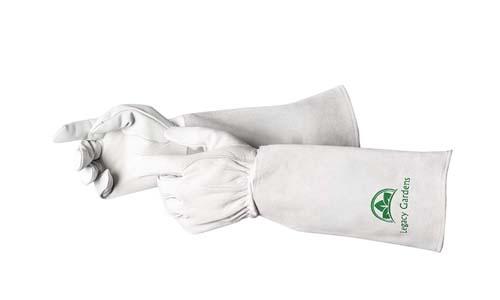 Legacy Gardens Leather Gardening Gloves