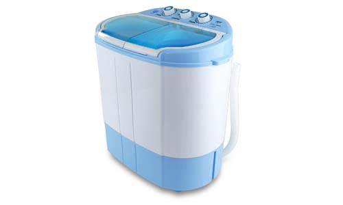 .Upgraded Version Pyle Portable Washer & Spin Dryer