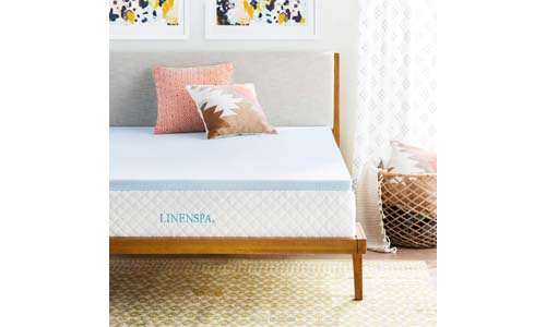 Top 10 Cheap Memory Foam Mattress Topper in 2019