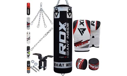 RDX Punching Bags Launched Place