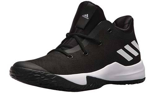 Adidas Men's breakout up two Basketball Shoe