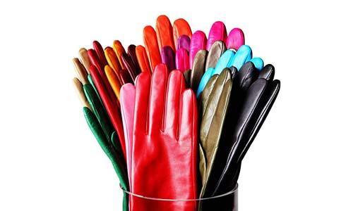 WARMEN Women's Touchscreen Nappa Leather Glove