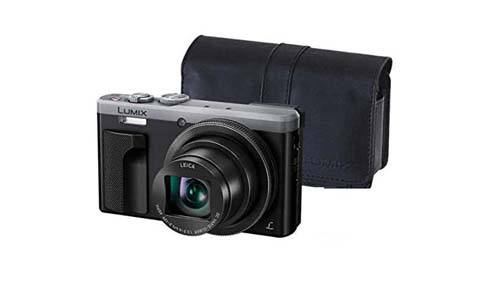 Panasonic Lumix 4K ZS60 point and shoot camera
