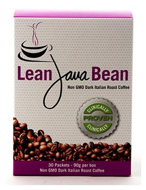 Vitae Lean Java Bean - Dark Italian Roast, 30 Packets