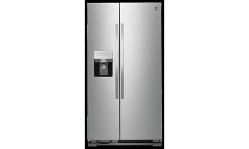 Kenmore 50043 25 cu. ft. Side-by-Side Refrigerator