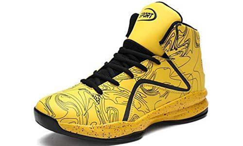 Weweya Adult Men's Sneakers Basketball Sports Shoes