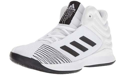 outlet store be18b 5cc50 Adidas Children Pro Spark 2019 Basketball Shoe
