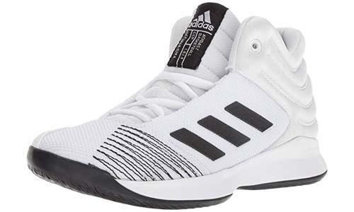 Adidas Children' Pro Spark 2019 Basketball Shoe