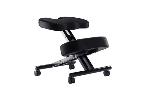 Kneeling Chair with Orthopedic Back Pain Seat
