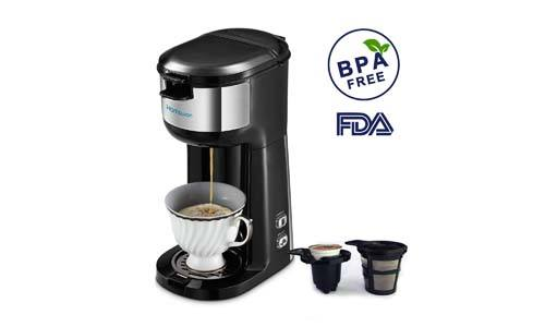 Single Serve Coffee Maker Brewer