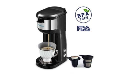 Single Serve Coffee Maker Brewer