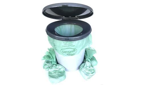 Dry John Toilet Bags