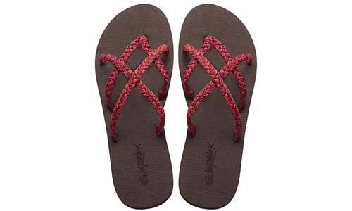 Everelax Women's Flip Flops Sandal