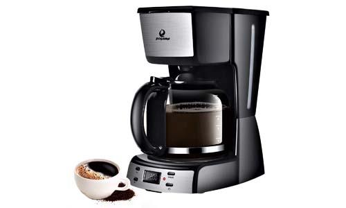 Coffee Machine 12 Cup Programmable Sensible Drip Coffee Maker Espresso Brew Device