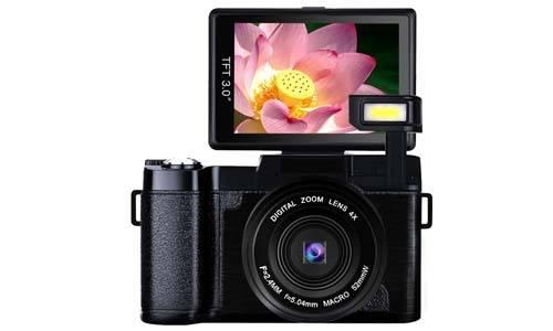 SUNLEA Full HD1080p 24.0MP Video Camera