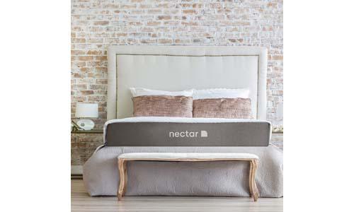 Nectar Queen Mattress + 2 Free Pillows