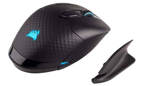 CORSAIR Dark Core - RGB Wireless Gaming Mouse