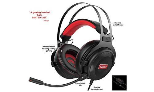 Pro Gaming Headset with Mic