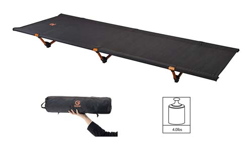 G2 GO2GETHER camping cots