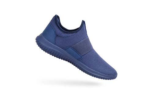 Feetmat Shoes for Men Slip On Knit Lightweight Gym Athletic Walking Running Sneakers