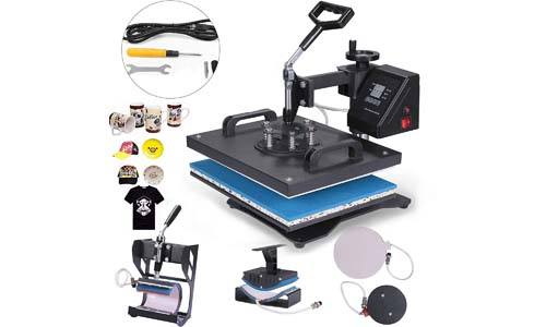 Morphon Heat Press 5 in 1