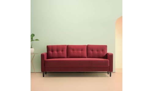 Zinus Mid-Century Living Room Sofa
