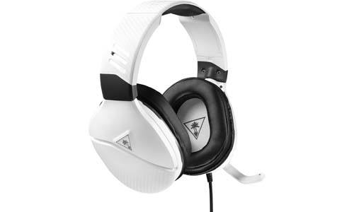 Turtle Beach Recon 200 White Amplified Gaming Headset for Xbox One