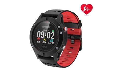 DTNO.I Smart Watch Fitness Tracker F5 F6 Outdoor for Men
