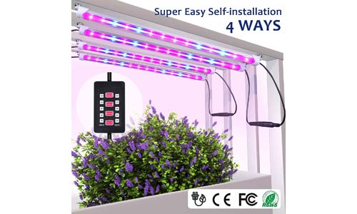 Top 10 Best Led Grow Light Strips in 2020 Reviews » AppBodia 1