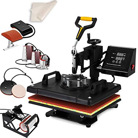 SHZOND Heat Press