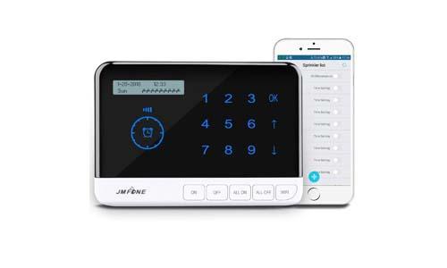 JMFONE Smart Sprinkler Controller
