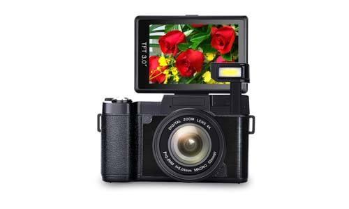 COMI Full HD 1080P video blogs
