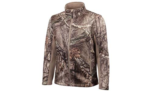 Huntworth Men's Camo Hunting Jacket