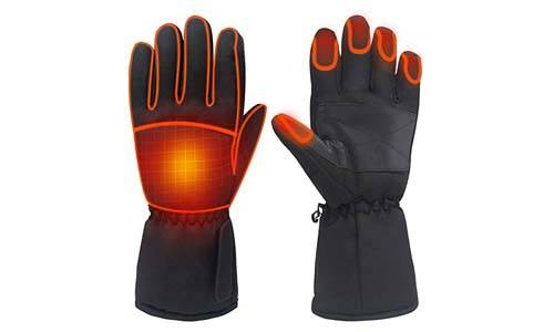 Electrically Heated Gloves for Both Gender