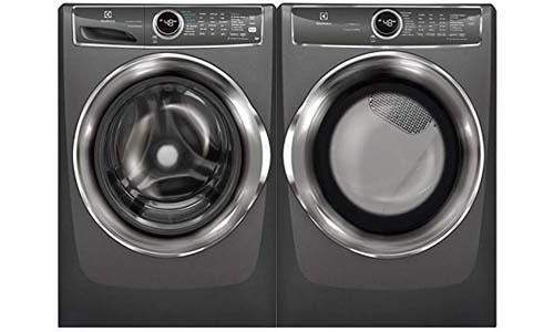 Electrolux Titanium Front Load Laundry