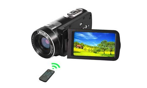 SEREE 1080P 24.0MP Camera