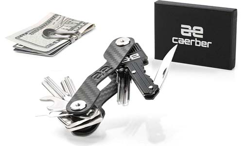 Compact Pocket Key Holder