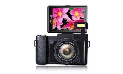 COMI 24.0 MP camera Vlogging