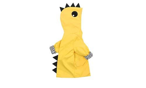 Younger Tree Cute Cartoon Toddler Raincoat