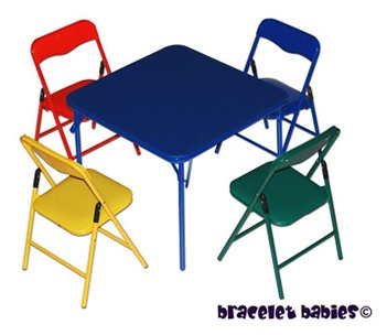 Bracelet Babies Children's Folding Table