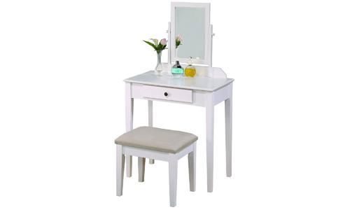 Crown Mark Iris Vanity Table
