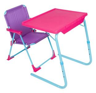 Table-Mate 4 Kids Plastic Folding Table