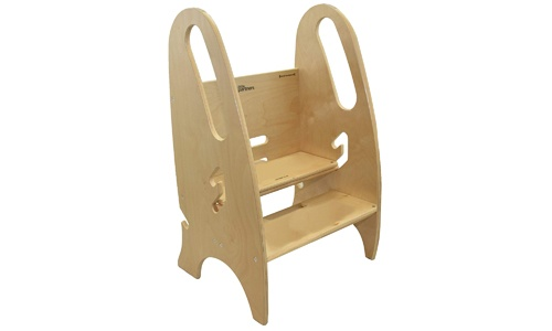 Little Partners Toddler & Adult Step Up Stool