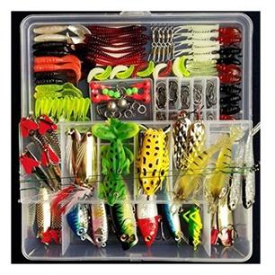 PortableFun Fishing Tackle Lots